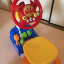 【中古】アンパンマン キッズドライバー おもちゃ