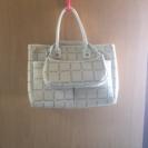 サマンサタバサのトートバッグ、ポーチ付き   美品