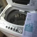 洗濯機 TOSHIBA AW-50GGC