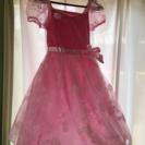 サイズ130です。女の子用ドレス。