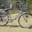 普通自転車 26インチ 5段変速
