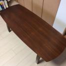 折りたたみ式リビングテーブル