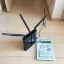 wifi機器 BUFFARO WZR-450HP