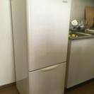 冷蔵庫無料★シンプルホワイト一人暮らしにオススメ