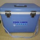 クーラーボックス 約18.8L 保冷剤付き