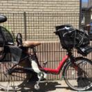 【相談中】アンジェリーノ 三人乗り 電動アシスト付き 電動自転車