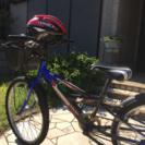 子供自転車 22インチ SHIMANO