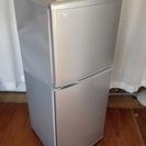 サンヨー 2ドア冷凍冷蔵庫 SANYO SR-141R 137L