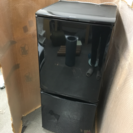 新品同様 冷蔵庫 SHARP sj-d14b 2016年製