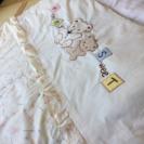 赤ちゃん用掛け布団+掛けふとんカバー