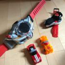 仮面ライダードライブ ベルト シフトカー