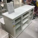 IKEA食器棚LIATORPホワイト ほぼ新品
