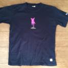 【DOG DEPT】Tシャツ_紺_S