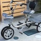 【新古品】Coolcle-MⅡ 安心して乗れるシニアのための自転車