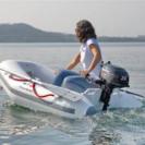 Suzuki boat