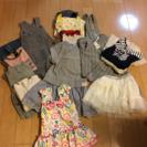 女の子120〜130サイズ夏服