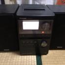 CD・MD・カセットコンポ