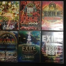 EXILE ライブ DVD