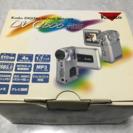Kenkoのデジタルムービーカメラ「DVC506」シルバーです。 ...