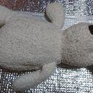 サンリオ 白いウサギのぬいぐるみ