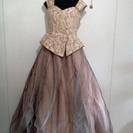 値下げしました。結婚式のお色直し用ドレス サイズ不明