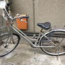 自転車譲ります 4月末に取りに来れる方