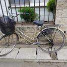 大人用自転車(ママチャリ)