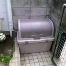 【屋外ゴミ箱】リッチェル 分別ストッカー W220C