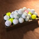 ゴルフボール色々    ロストボール48個