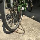 中古 子供乗せ自転車 3人乗り対応