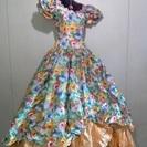 お色直し用ドレス