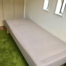 IKEA マットレスベッド