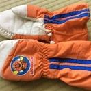 110子供用スキーグローブ(手袋)