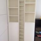 IKEA 本棚とCD/DVDラック