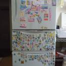 冷蔵庫  【無料】日立冷凍冷蔵庫