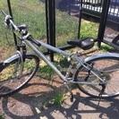ブリジストン・スポーツタイプの自転車