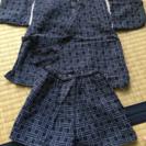 サイズ80 日本製 甚平