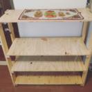 DIY食器棚•本棚