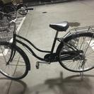【今月30日まで】シンプル自転車【最終値下価格!】