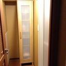 IKEA 扉付きキャビネット 高180cm×幅・奥行40㎝