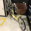 浦安から 軽整備済です 子乗せ自転車