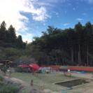 岐阜市佐野で外構工事の常設展示場とドッグランとエアストでオープンカ...