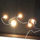ミニ電球ソケット 間接照明 2本セット