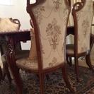 未使用 イタリア製椅子