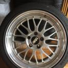 BBS LM 18インチ ホイール タイヤ