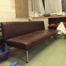 病院の長椅子 2脚