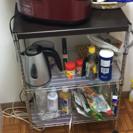 ニトリのキッチンワゴン