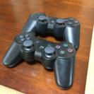 PS3 コントローラー2個セット✨