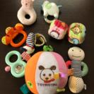 赤ちゃんのおもちゃ☆12点セット