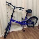 折り畳み自転車☆JOY RIDE☆美品♡